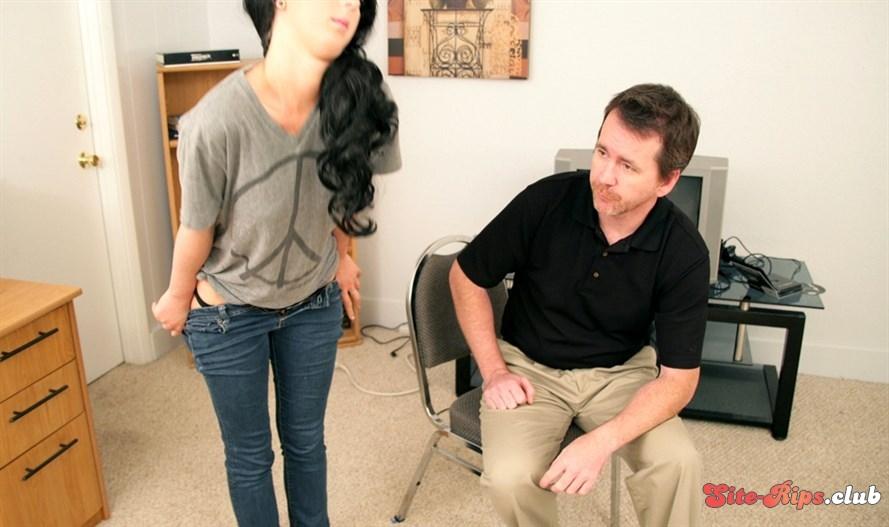 Hand spanking otk My true