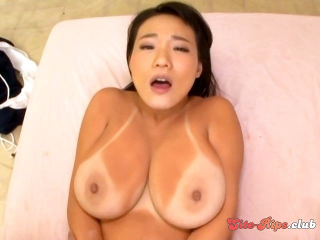 Thick Blond Asian Gets Fucked