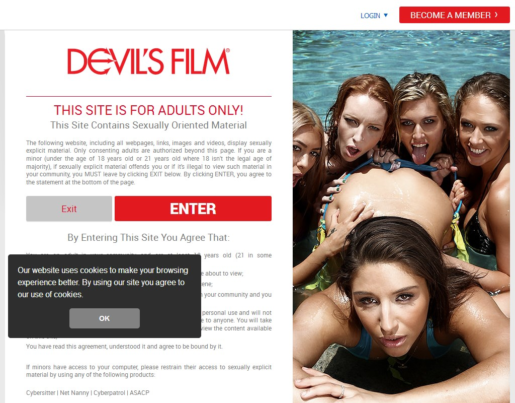 Devilsfilm.com - SITERIP