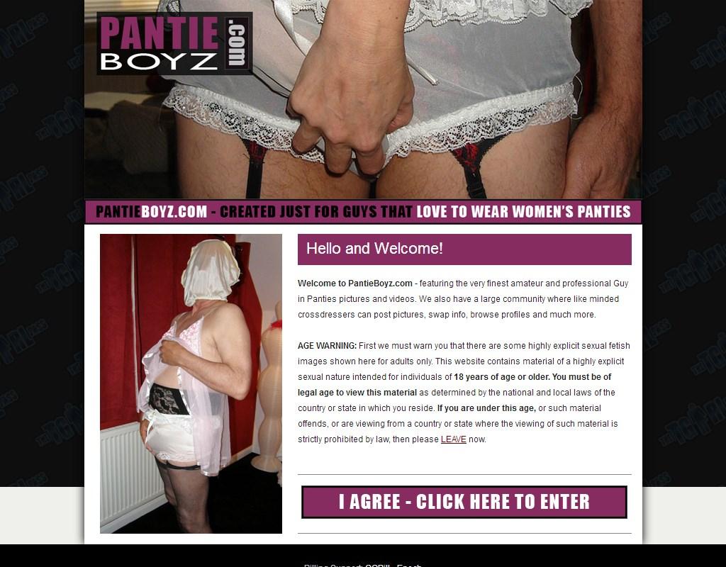 Pantieboyz.com - SITERIP