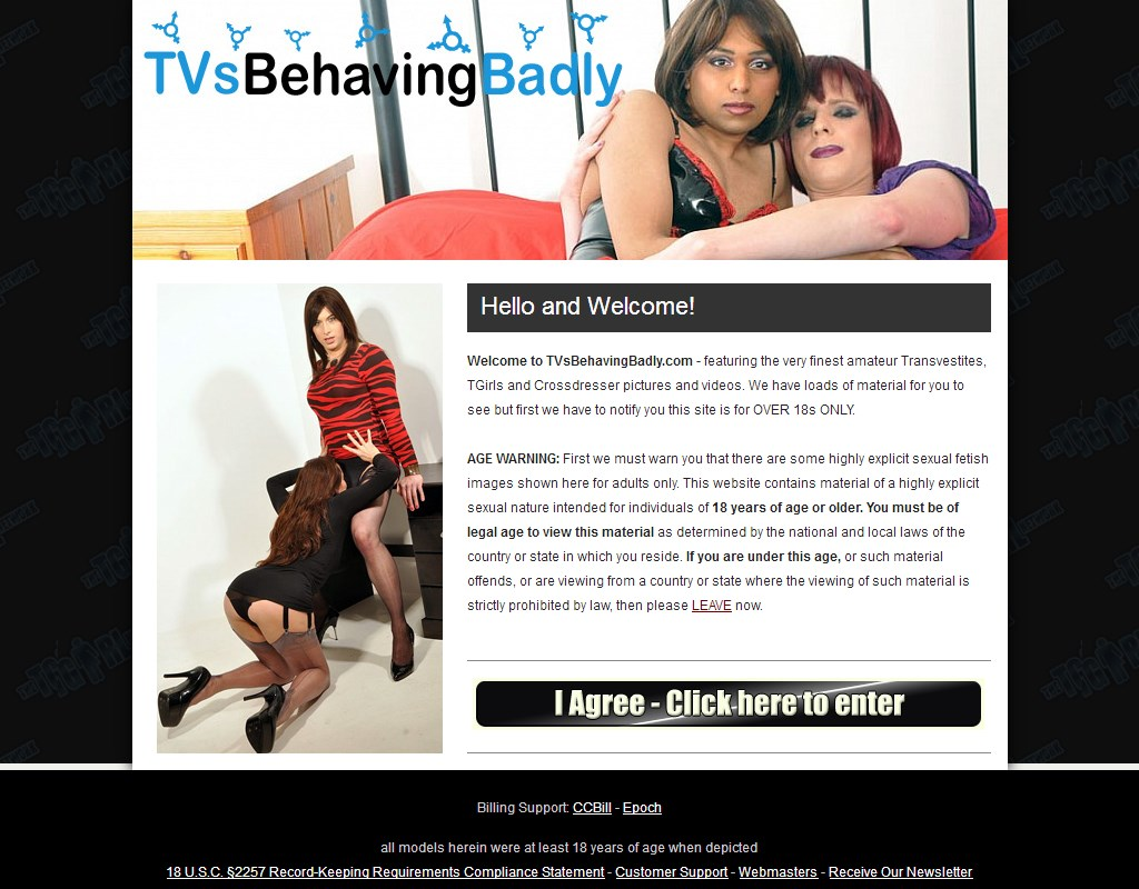 Tvsbehavingbadly.com - SITERIP