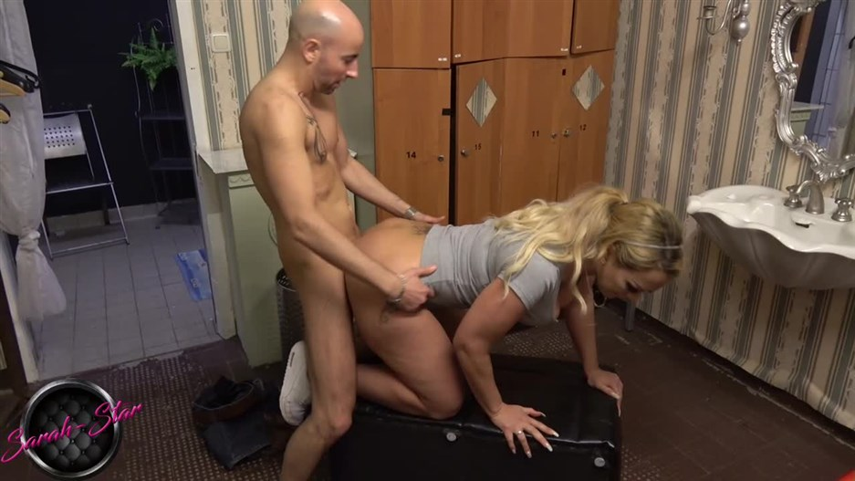 ManyVids presents Sarah_Star in Fitness coach punishes me