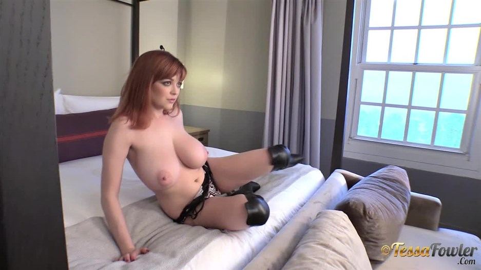 TessaFowler presents Tessa Fowler in Bed And Boots 1 (2017.03.10)