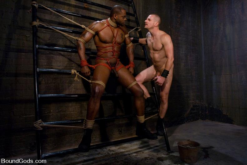 Master Diesel Washington and slave park wiley