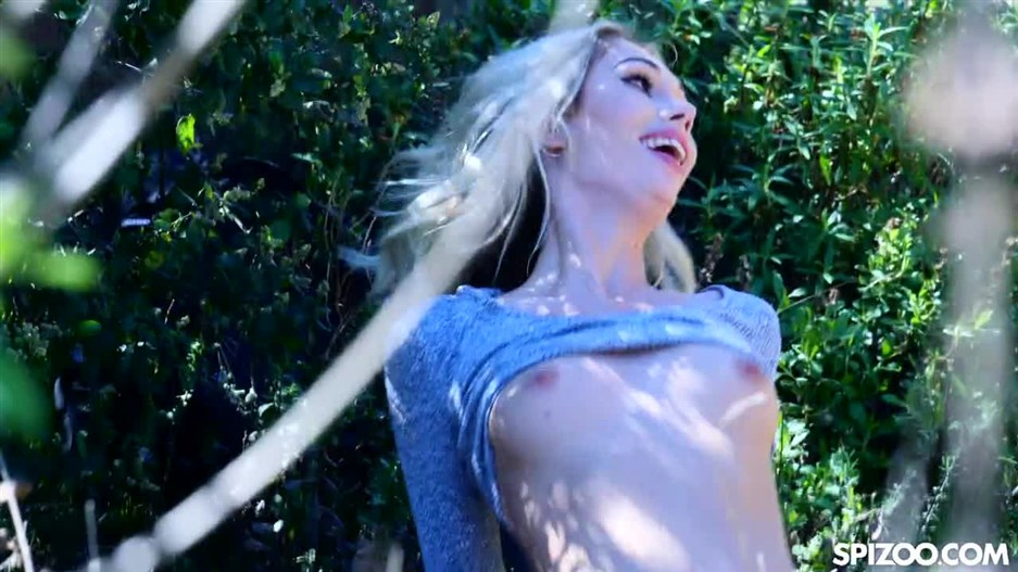 Spizoo presents Blonde Sky Pierce Gets pounded On Outdoor Hike – 18.05.2020
