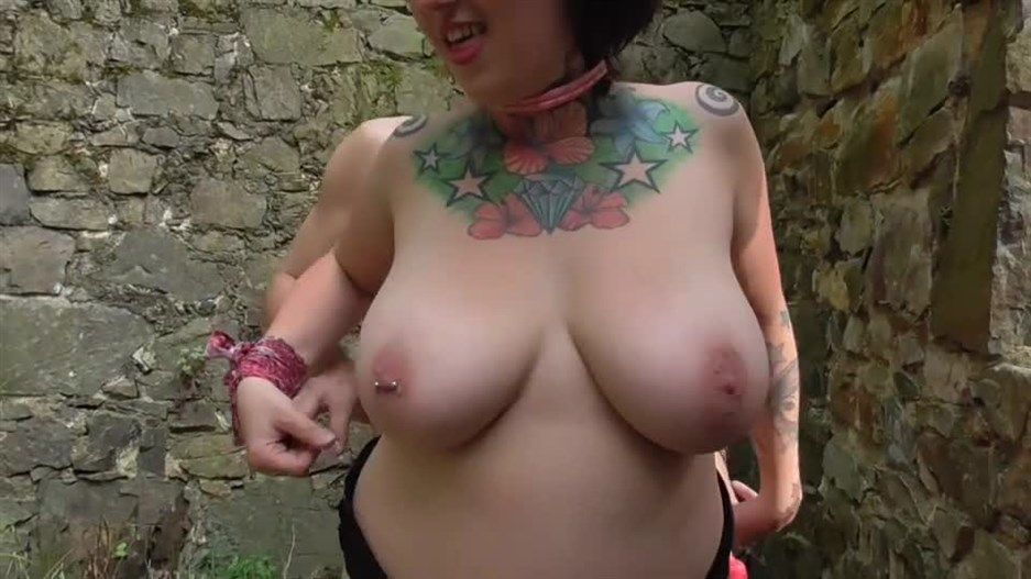 Nicky Ink – Outdoor Fun With Tattooed Chubby