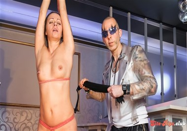 Wild BDSM session with submissive German MILF Mareen Deluxe PT 1