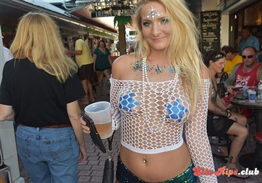 Last Day And Night Of Fantasy Fest 2018 From Key West Florida Hot Girls Naked In The Streets