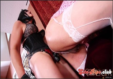 Jean Bardot's Sissy Training Part 3: Stretching For Sluts