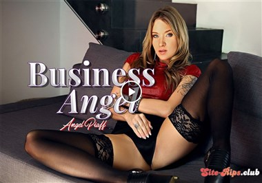 Business Angel with Angel Piaff