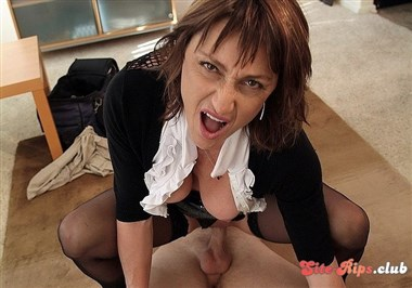Hot Milf With A Bubble Butt Gets Fucked Good