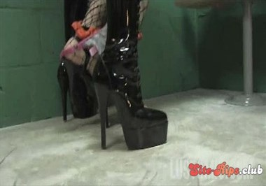 Sissy Ho Busted 5: Honey, I Got Arrested and Sissified